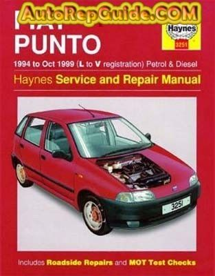 download free fiat punto 1994 1999 repair manual image by rh pinterest com Fiat Punto 1998 Fiat Punto 2002