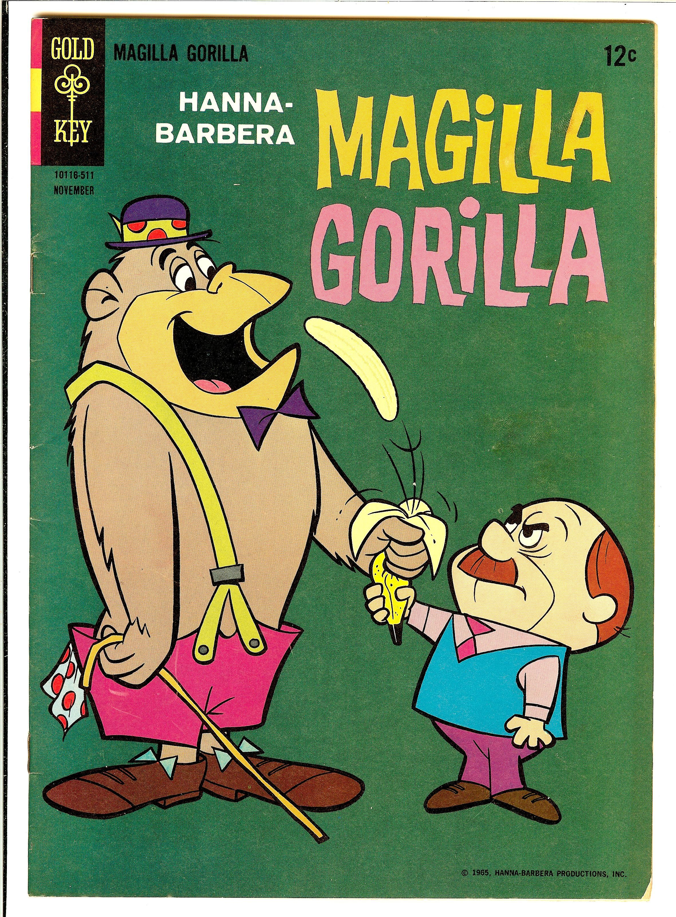 Magilla gorilla 1960's tv show | Good Old TV Shows ! | Comic