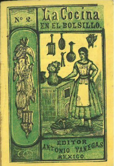 La Cocina en el Bolsillo: A Turn-of-the-Century Pocket Cookbook Series