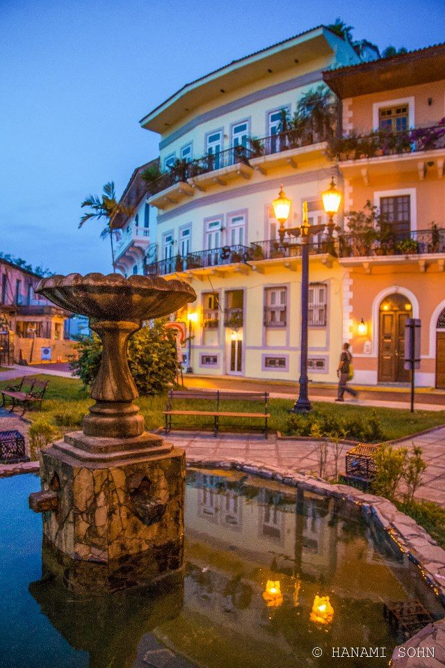 Panama's Casco Viejo again! Many areas have been beautifully redone.