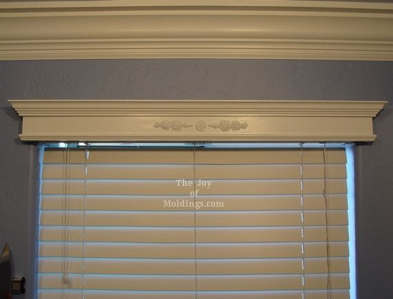 How To Build A Small Valance Box For 14 54 Window Valance