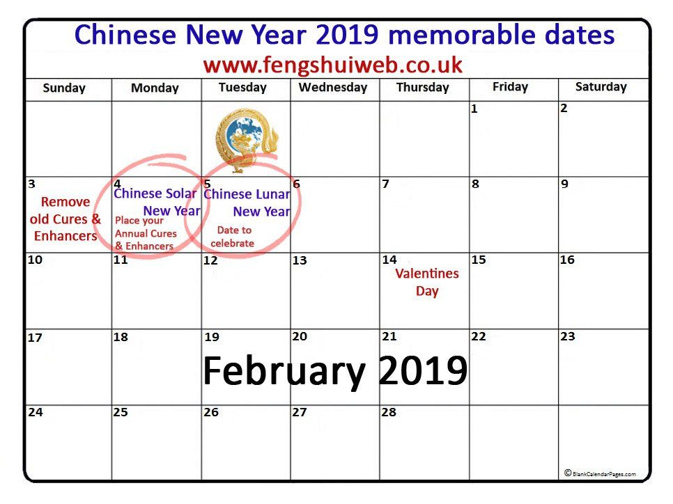Chinese new year feng shui 2019 everything you need to