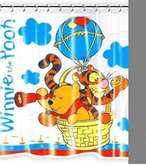 Winnie The Pooh Shower Curtain And Winnie The Pooh Design Pvc Shower Curtain Mm3042 Pvc Shower Disney Shower Curtain Shower Curtain