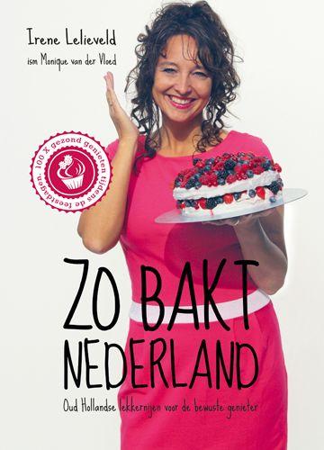 Nieuw! Binnen enkele dagen verwachten we het nieuwe boek van Irene Lelieveld: Zo Bakt Nederland  100 recepten voor gezonde taarten, cakes, vlaaien en nog veel meer! Beleef alle lekkernijen uit de Oud Hollandse keuken opnieuw, maar dan met een gezonde twist.  Inkijkexemplaar op www.hempishop.nl