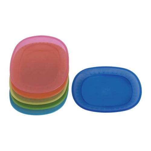 IKEA has this FABULOUS kidsu0027 tableware... Durable plastic dishwasher and microwave safe plates cups etc. Fun colors!  sc 1 st  Pinterest & IKEA has this FABULOUS kidsu0027 tableware... Durable plastic ...