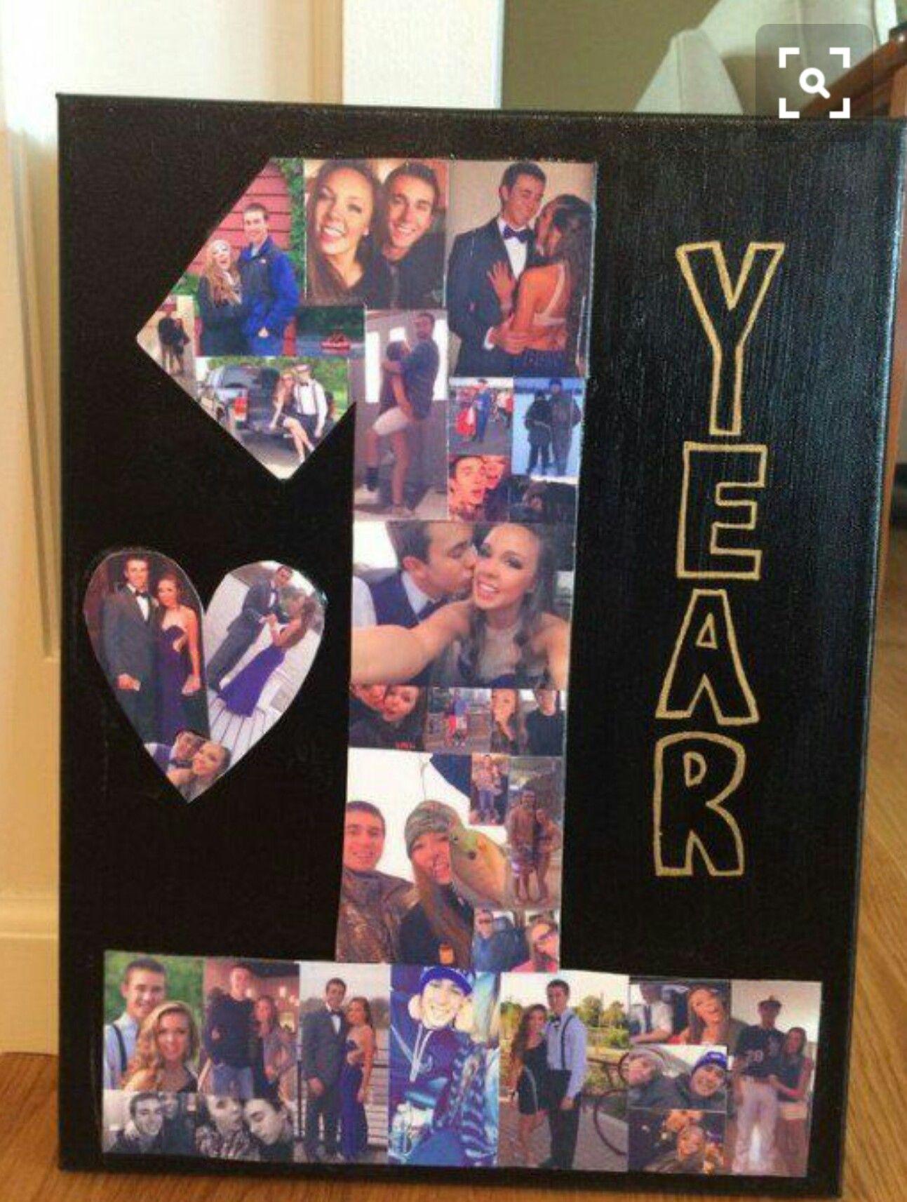 19 Regalos de 1 ano para mi novio
