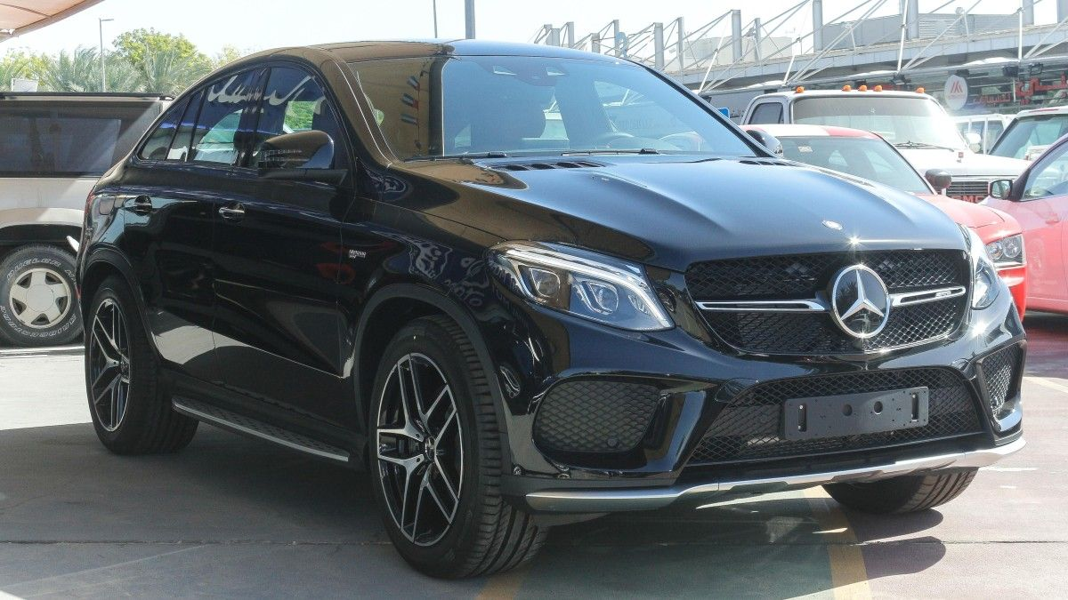 Mercedes benz gle 43 amg 6 cylinder engine 21 inch wheels for Mercedes benz rims for sale