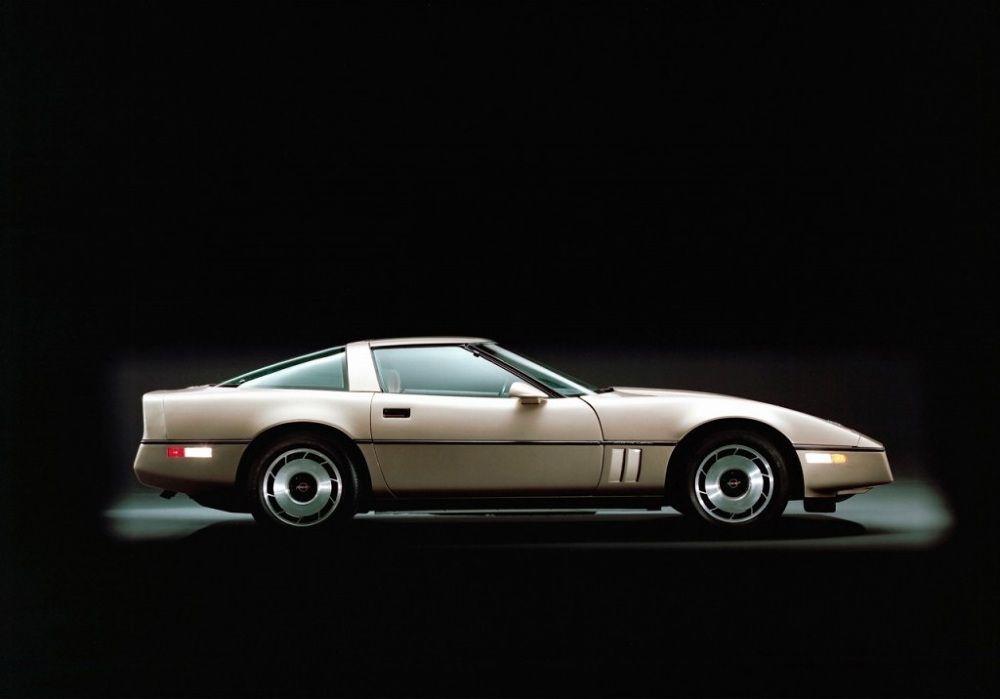 M O O D Chevrolet Corvette C4 Chevrolet Corvette Corvette