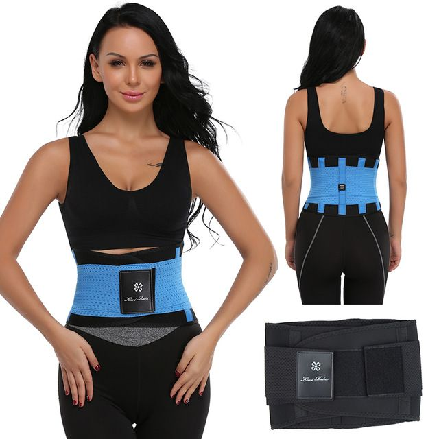 b30ce9c0958 TRAINER CORSET 4 Colors Neoprene Thermo Body Shaper Waist Trainer Corset  Fitness Tummy Control Trimmer Shapewear. Shape Wear Solutions for women.