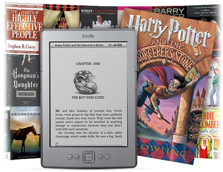 Kindle Book Sales Surpass Print On Amazon Uk Future