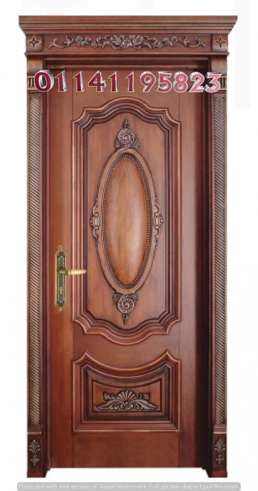 موديلات ابواب خشب Wooden Door Design Wooden Doors Door Gate Design