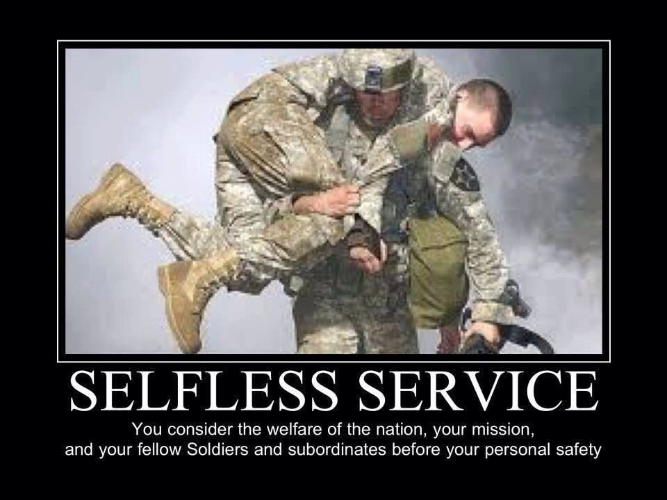 writing introductions for essays on selfless service in the army  both goodman brown and dimmesdale try to justify their actions rather than publicly confessing to their sin army essay my life selfless service essay