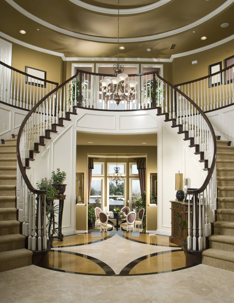 36 Different Types Of Home Entries Foyers Mudrooms Etc Entrance FoyerEntrywaySmall Dining RoomsPaint