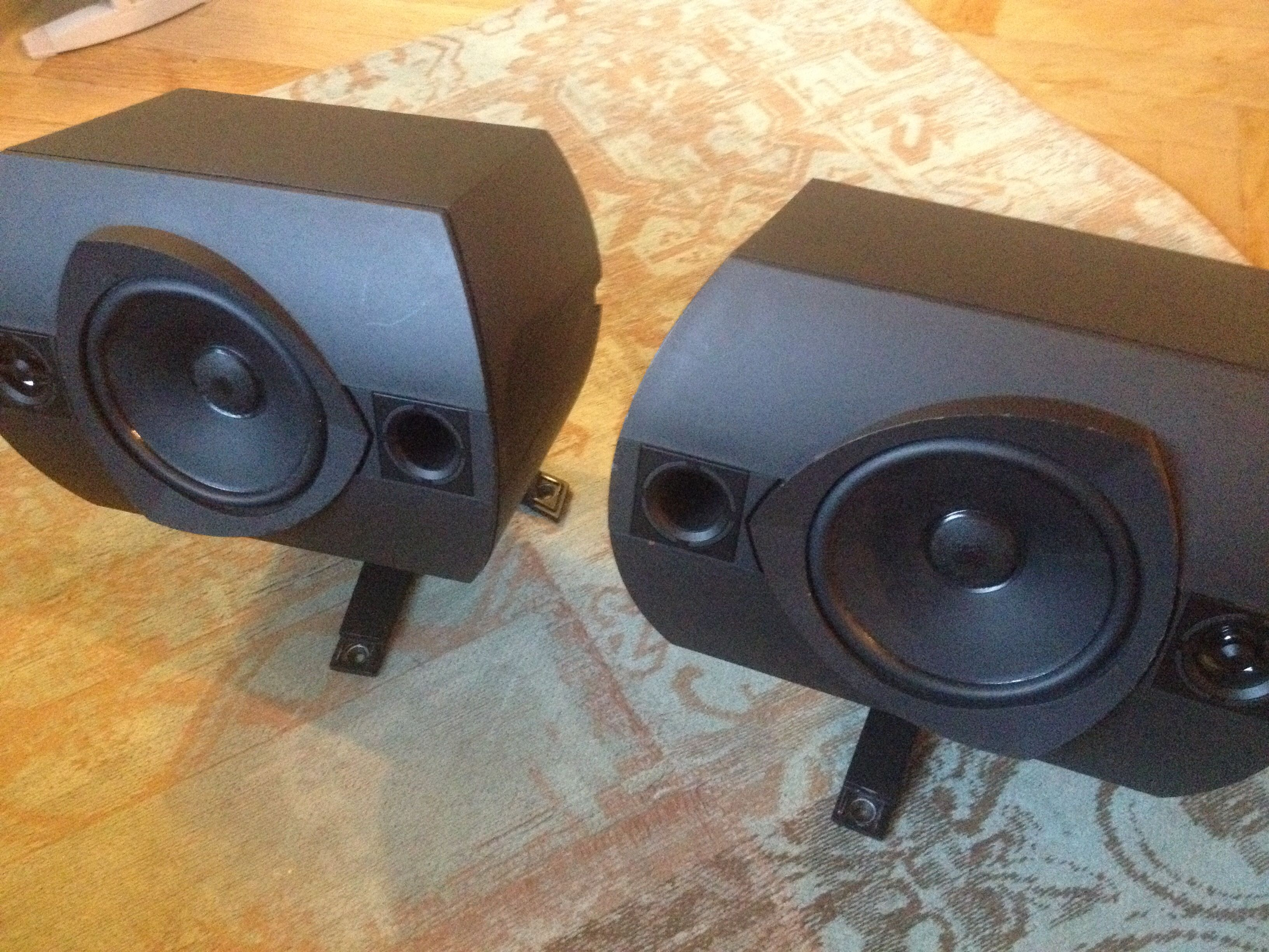 Rock Solid By Bowers Wilkins Powerful Small Speakers