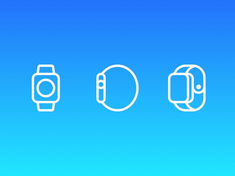 Apple Watch Illustrations Sketch Freebie Download Free Resource For Sketch 3 Free Apple Watch Icon Sketch Icon