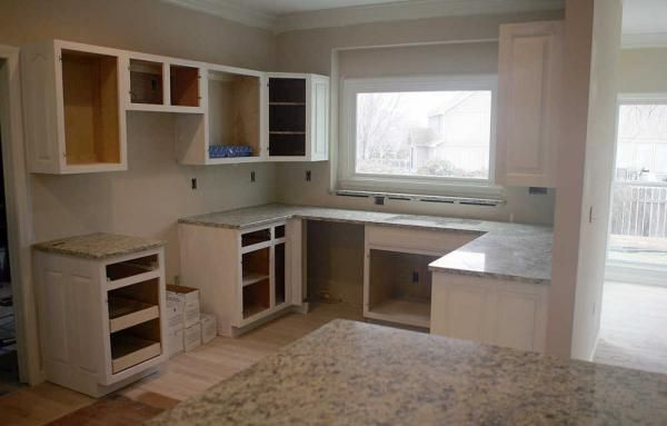 Raising Kitchen Cabinets To Ceiling  Kitchen  Cabinets