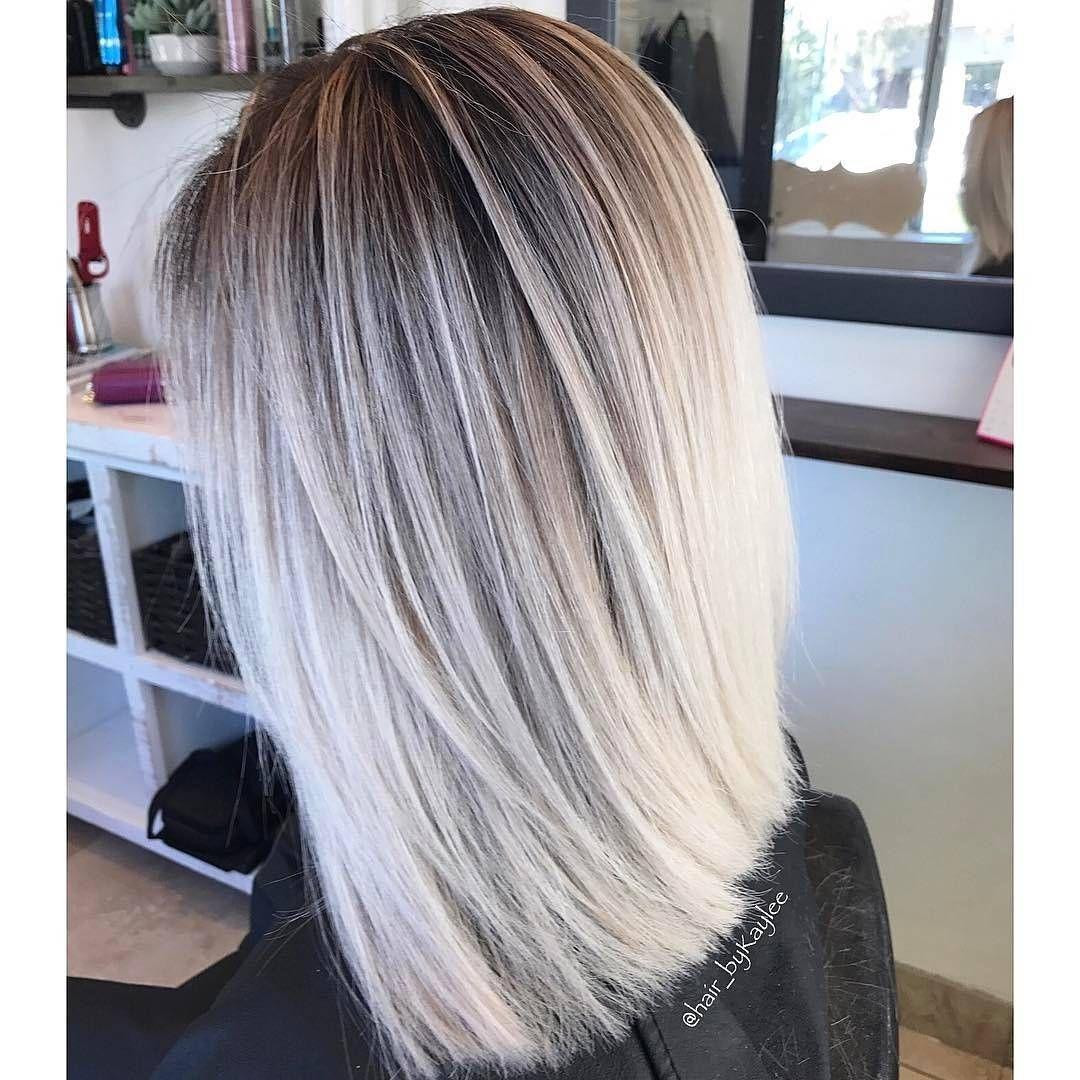 7 sch ne blonde balayage haarfarbe ideen hair colors. Black Bedroom Furniture Sets. Home Design Ideas
