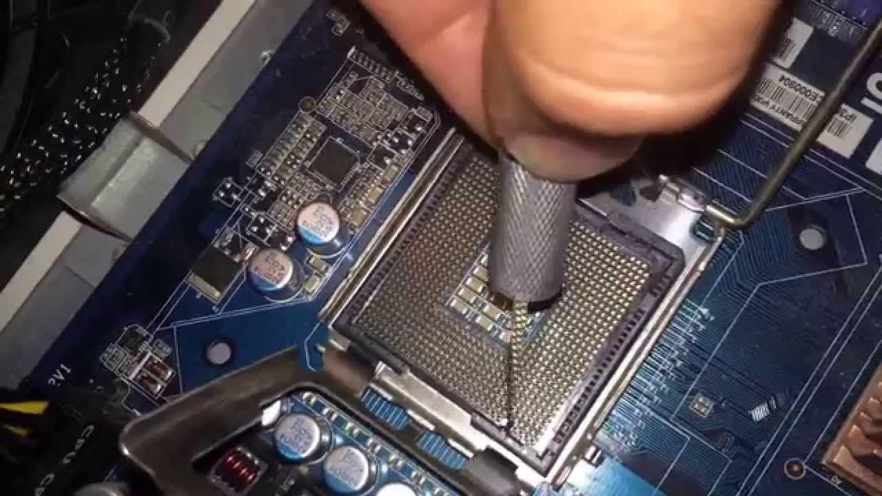 LGA 771 TO 775 MOD - Xeon x5460 and Abit IP-35 - Working