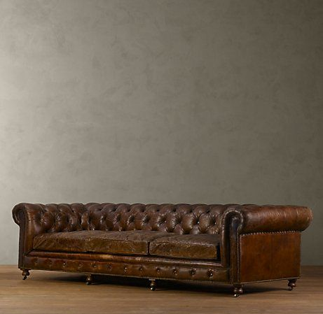 Kensington Leather Sofa For The Home In 2019