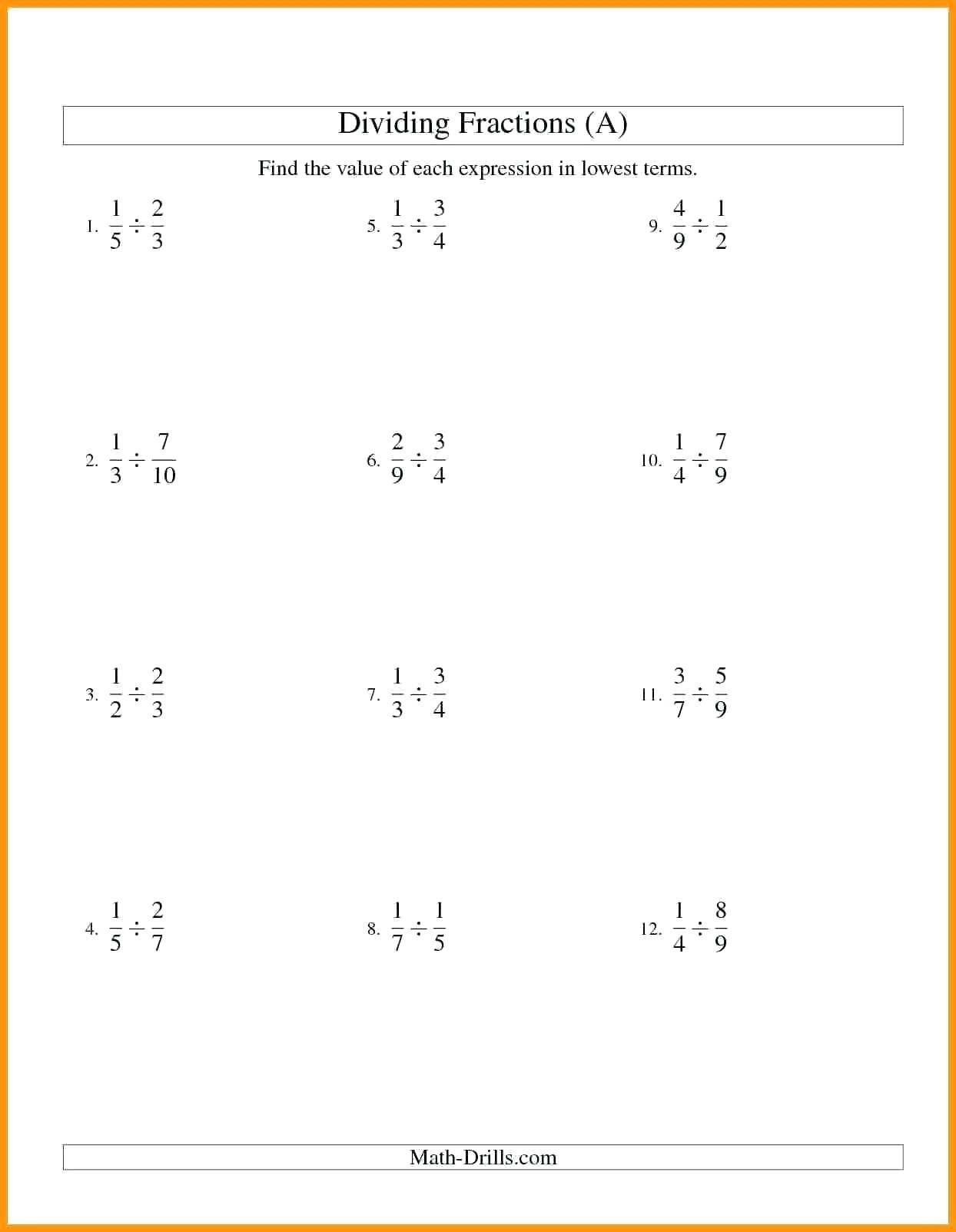 hight resolution of 4 Free Math Worksheets Third Grade 3 Fractions and Decimals Simplify  Fractions Improper 6th g...   Fractions worksheets