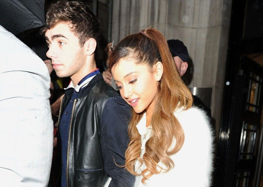 Nathan Sykes reveals he's written a song about Ariana Grande | 4Music
