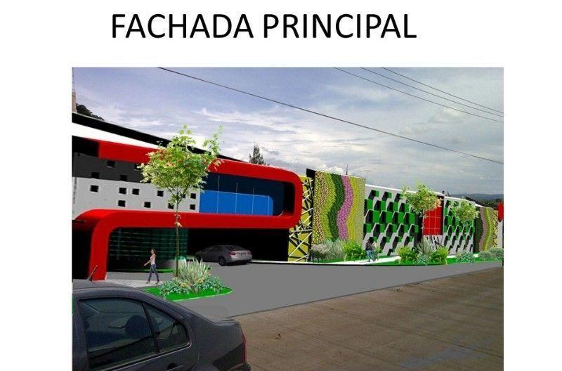Proyecto Para Motel Cantera sobre Av Aguamilpa$3,700,000 1472m2