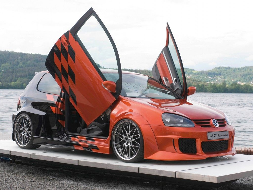 Volkswagen Hasnt Revealed The Technical Details For This Car That Was Named Golf GTI