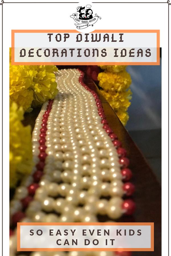 Top Diwali Dekoration Ideen so einfach, dass auch Kinder es tun können! #diwalidecorations Vo...