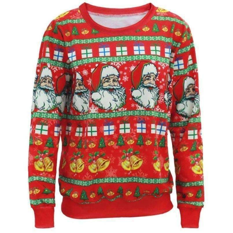 Ugly Cristmas Sweater (3 designs) Products in 2018 Pinterest