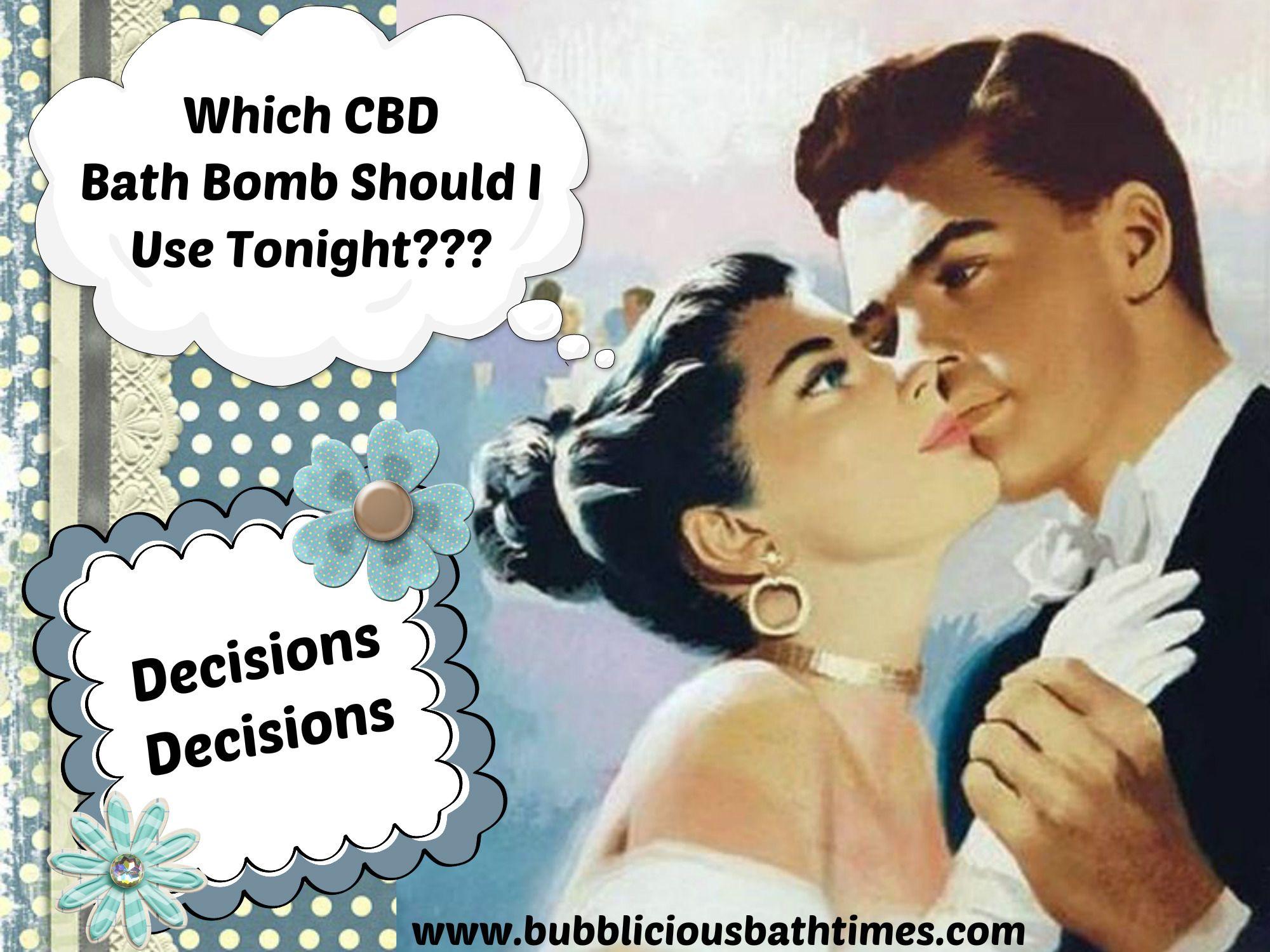 Which Cbd Bath Should I Use Tonight