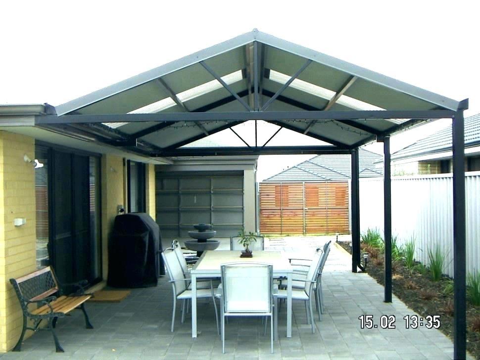 Aluminum Patio Roof (With images) Carport patio, Patio