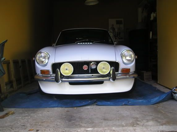 Fog Lights Mgb Gt Forum Mg Experience Forums Roadsters Fog Lights