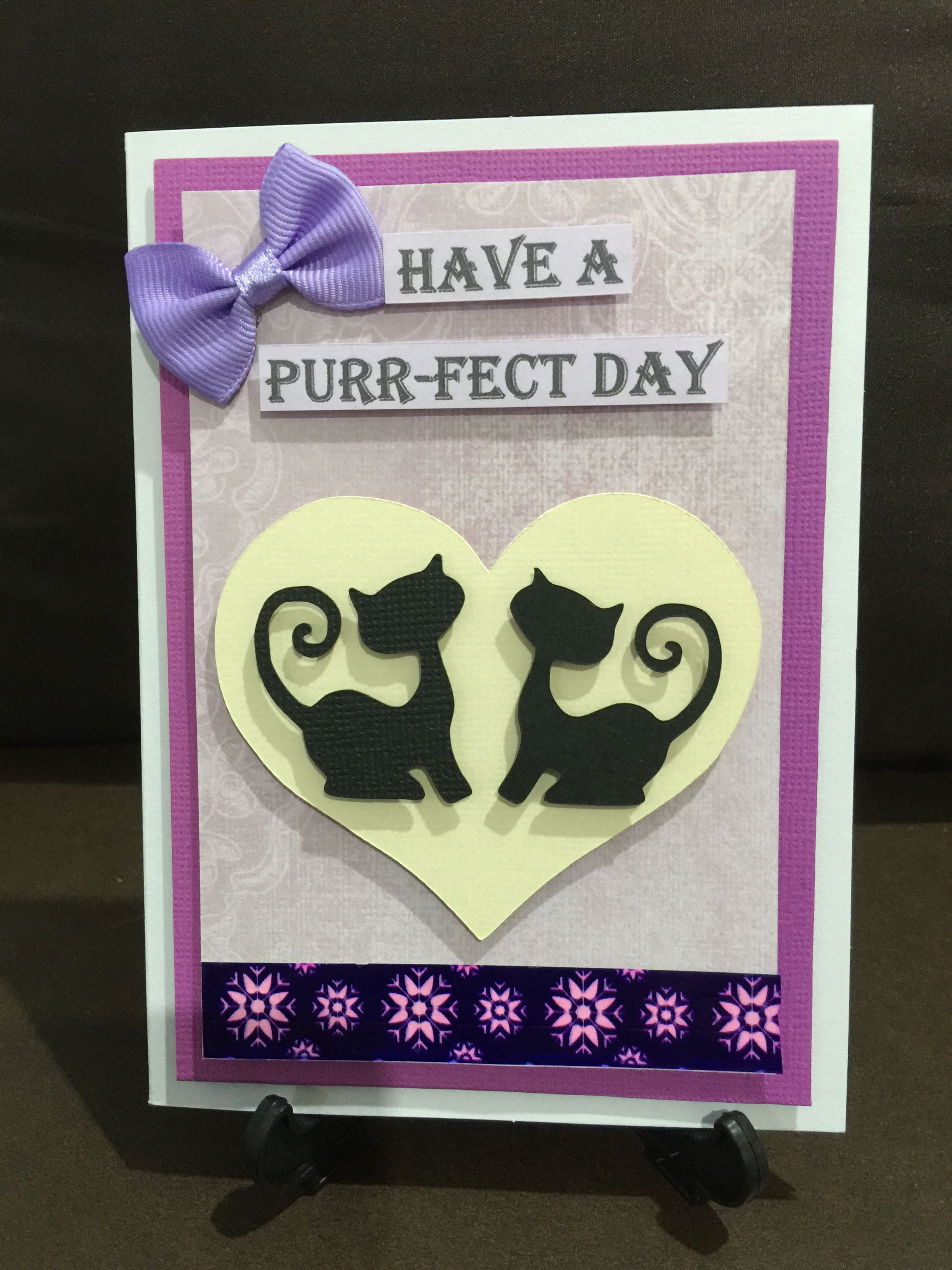 cats - purrfect day
