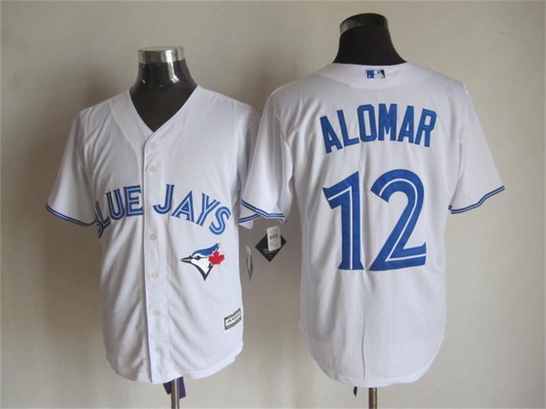4fb9da70f9c ... Toronto Blue Jays Jersey 2 Troy Tulowitzki Home White 2015 MLB Cool  Base Jerseys ...