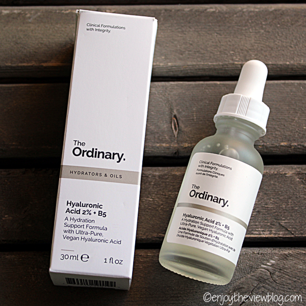 What Is The Ordinary Hyaluronic Acid 2 + B5 Used For
