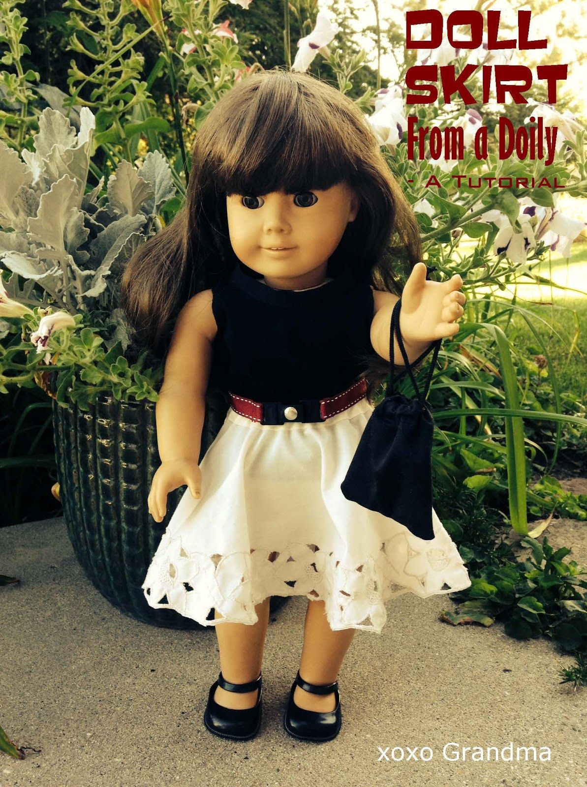 xoxo Grandma: 30 Things to Make for an American Girl Doll - Free ...