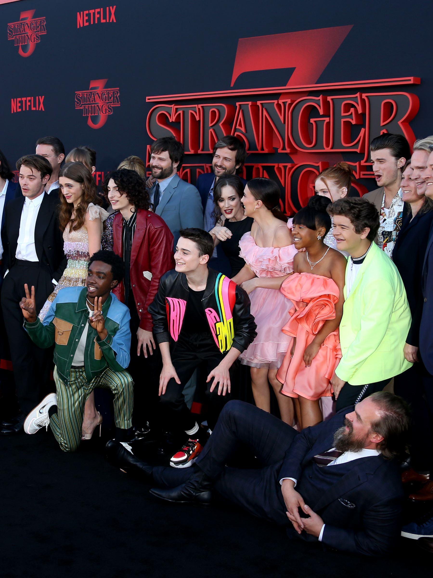 Ils incarnent Onze, Joyce et Will Byers,Jim Hopper... testez-vos connaissances ! #StrangerThings