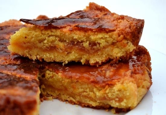 Gateau breton au caramel beurre salпїЅ