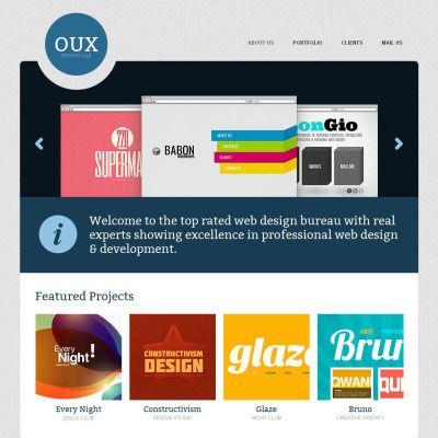 Design Studio Premium Moto CMS HTML Template