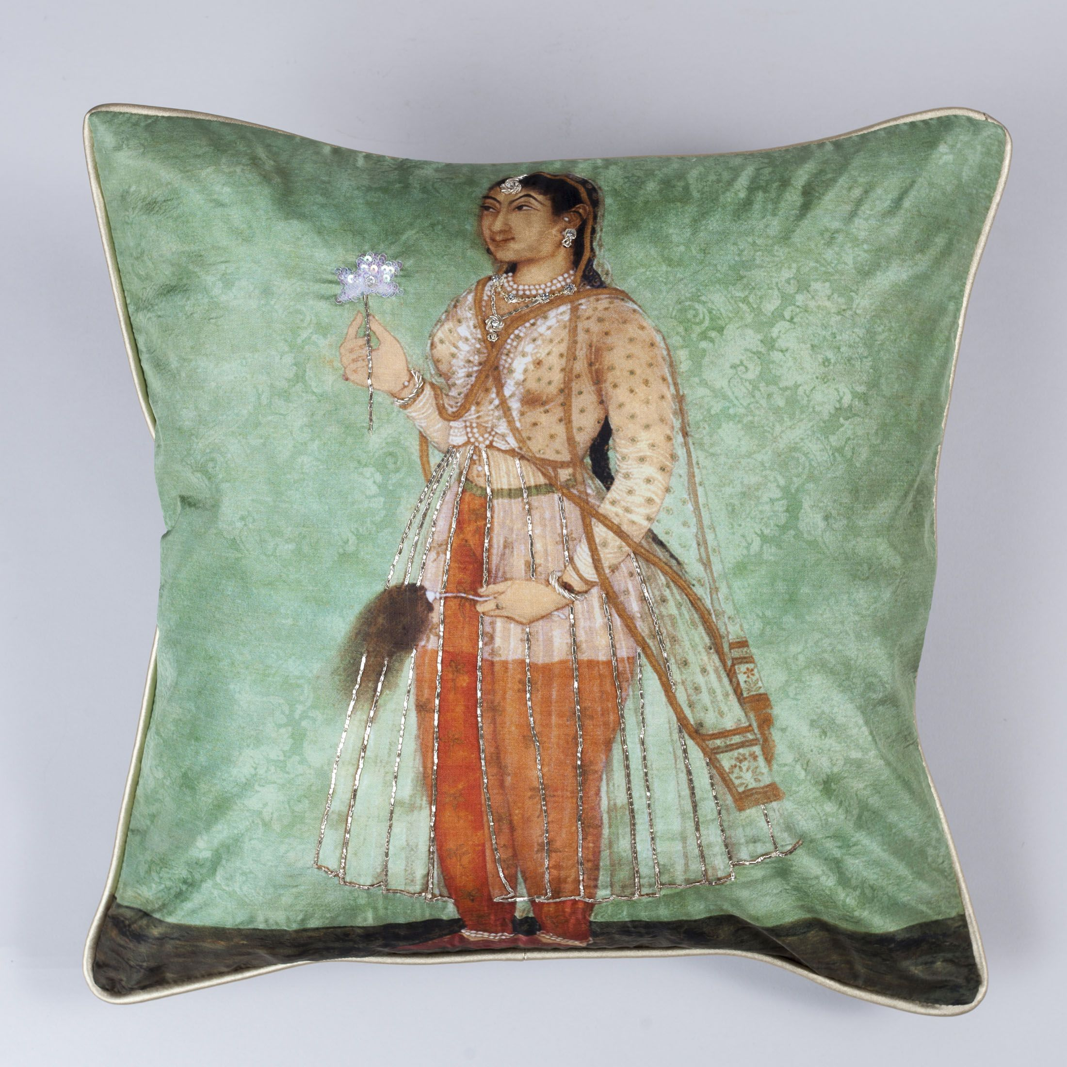 The Noor Cushion Cover At Cac Is Part