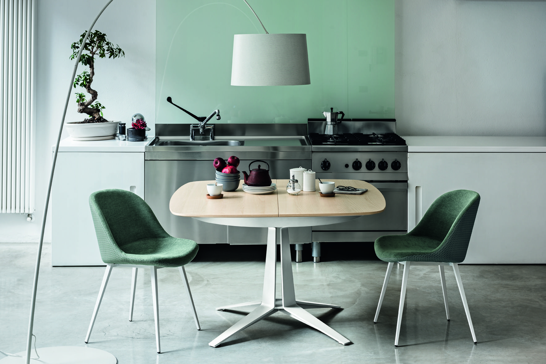 Sonny milano by smellink interiors eetkamer keuken inspiratie