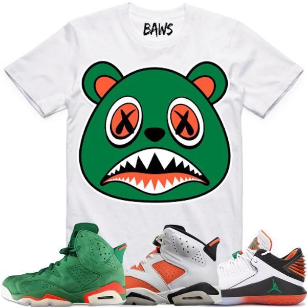 a23366d8b092 Gatorade Baws White Sneaker Tees Shirt by BAWS sneaker tee shirts to match  is available on our online store.