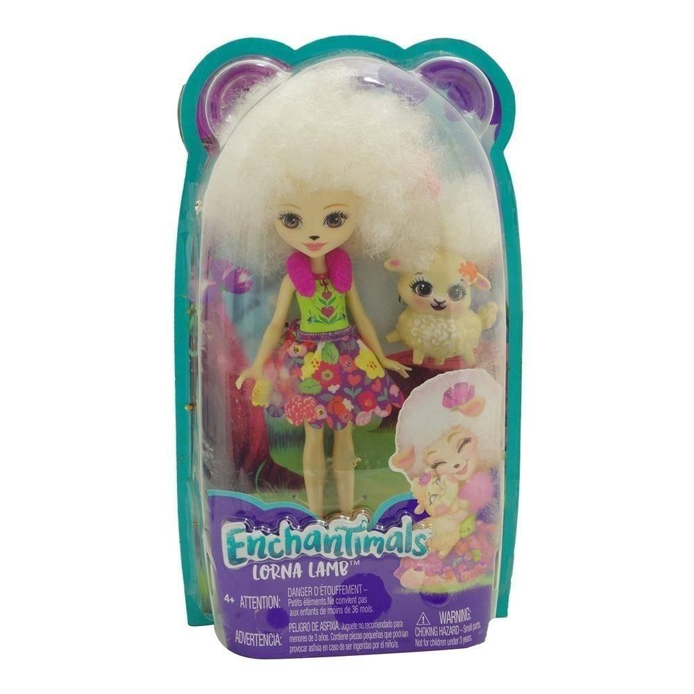 Muñeca enchantimals con mascota y accesorios   Walmart