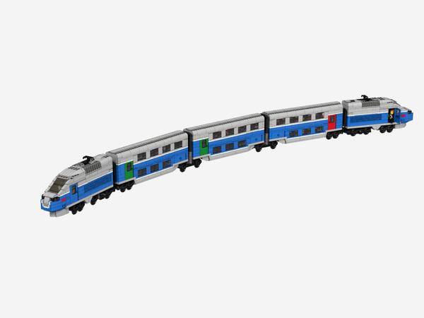 Double Decker TGV | Have a nice trip, Travel fun, Decker
