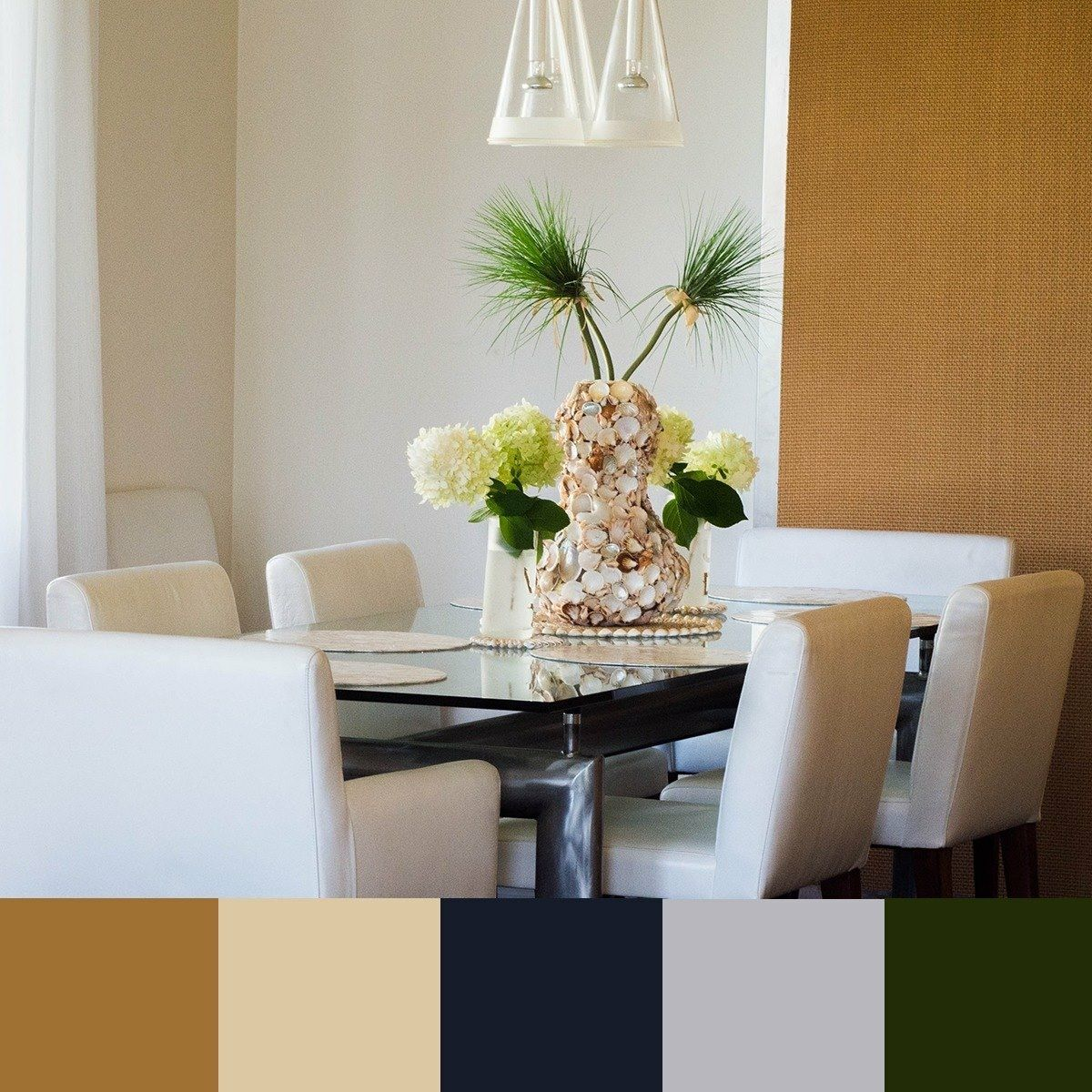 Earthtone Colors Come From Natural Things Around Us: Brown Soil, Green  Leaf, Cloudy Sky, As Well As The Red Sun. These Can Create A Warm,  Nature Friendly ...