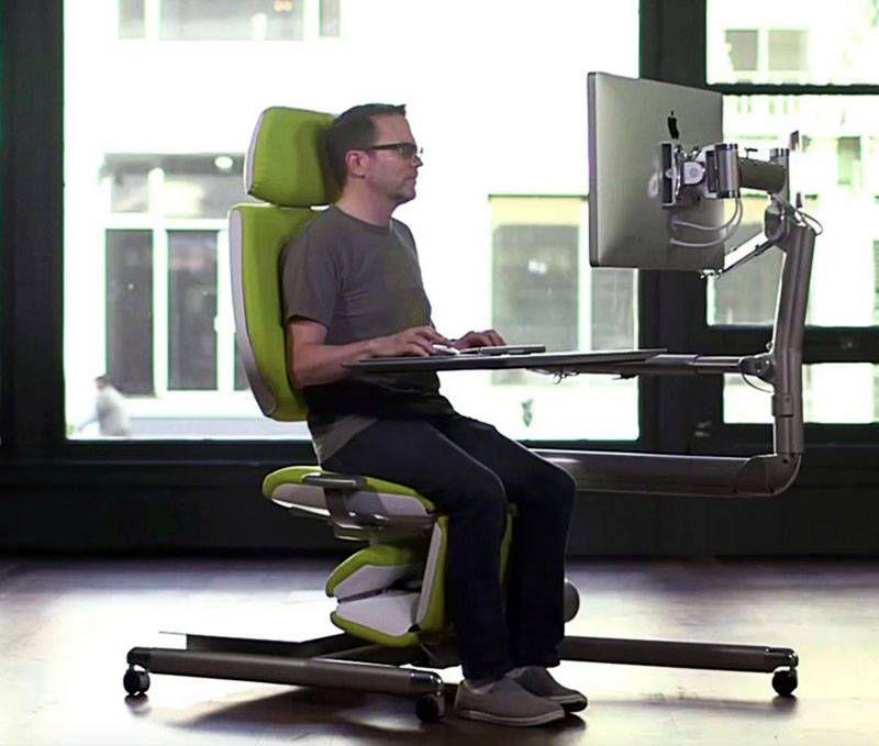 h henverstellbarer schreibtisch das beste ergonomische modell fold out desk pinterest. Black Bedroom Furniture Sets. Home Design Ideas