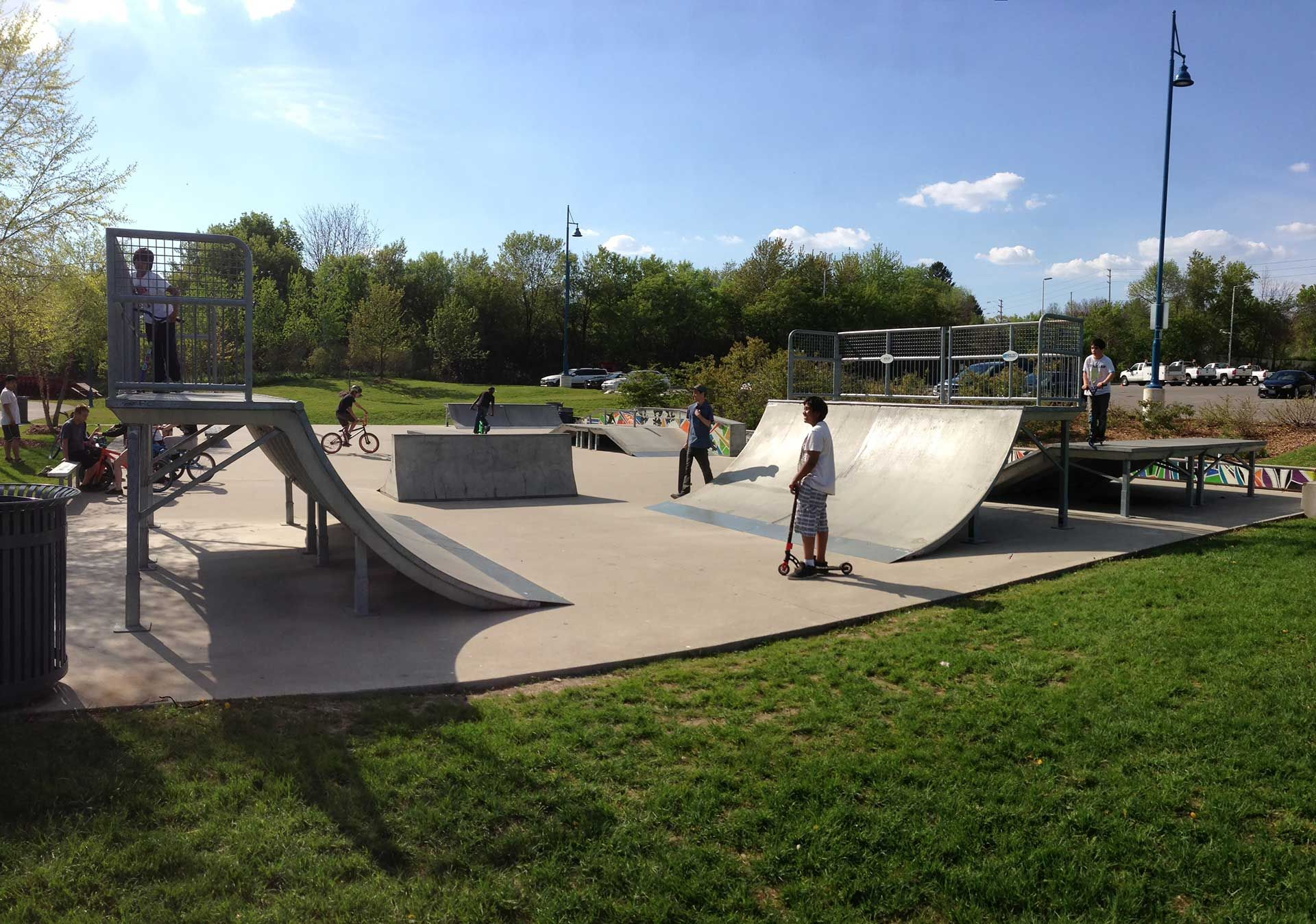 Outdoor Skate Parks In Guelph