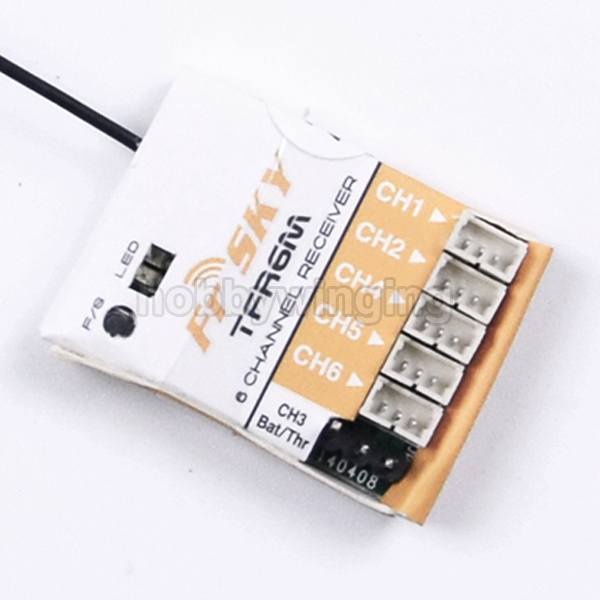 33.20$  Buy now - http://alie3b.shopchina.info/go.php?t=32683155149 - FrSky TFR6M 2.4G 6ch FASST compatible micro receiver 33.20$ #magazineonline
