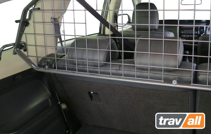 Headrest Wire Mesh Dog Guard To Fit Skoda Roomster /& Scout 5 Door
