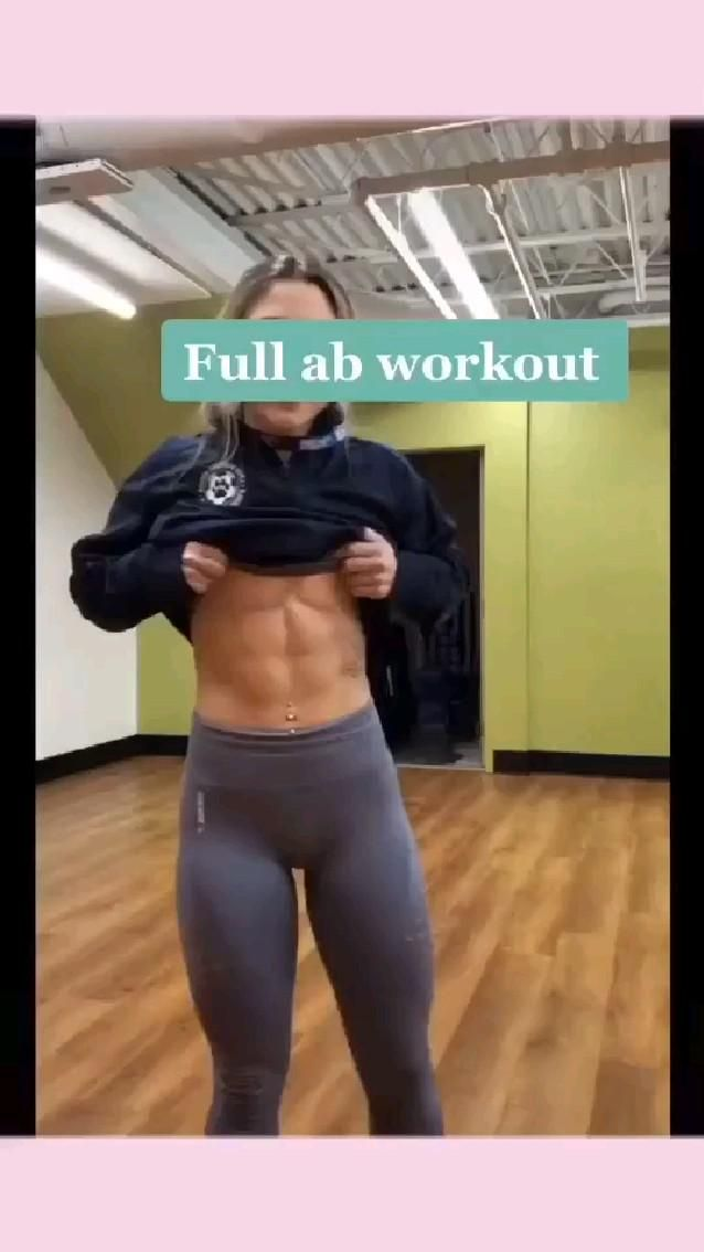 Full Abs Workout